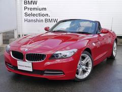 BMW Z4sDrive23iスポーツPKG黒革1オーナーHDDナビTV