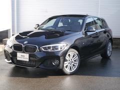 BMW118d Mスポーツ HDDパーキングサポートLEDフォグ