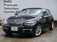 BMW118d スタイル弊社新車デモカーLEDバックカメラPDC
