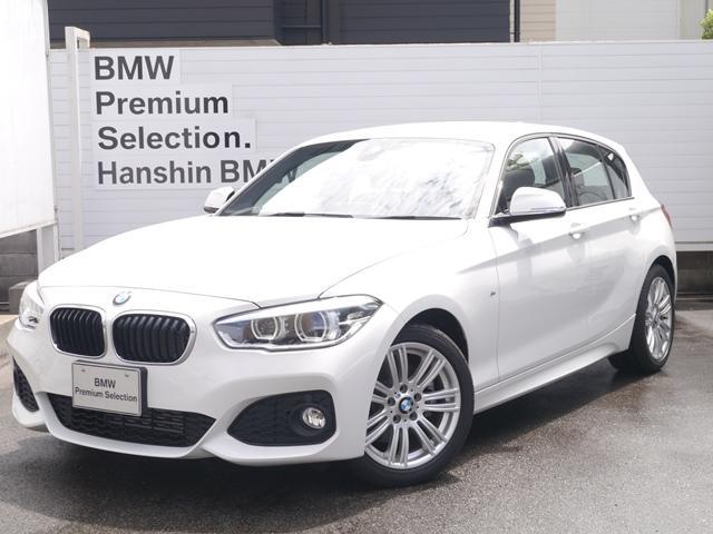 BMW 118dMスポーツ弊社元デモカ純正HDDナビPサポートLED