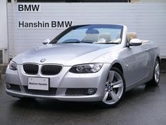BMW335iカブリオレ7速DCTワンオーナー3Lターボ306ps