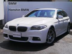 BMW523iツーリング MスポーツHDDナビTVワンオナキセノン