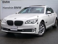 BMW740iプラスコンフォートSRLEDライト&フォグDアシスト