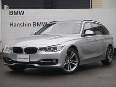 BMW328iツーリングスポーツクルコン純正HDDナビ地デジBカメ