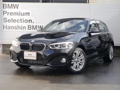 BMW118d MスポーツPサポート純正HDDナビLEDライト