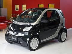 スマート クーペベースグレード フルグラスルーフ 軽自動車登録 最終モデル