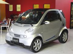 スマート クーペ軽自動車登録 最終モデル フルグラスルーフ アルミ付