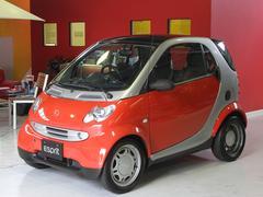 スマート クーペ軽自動車登録 最終モデル 純正レザーシート フルグラスルーフ