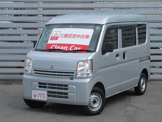 三菱 ミニキャブバン G 4WD キーレス ハイルーフ (車検整備付)