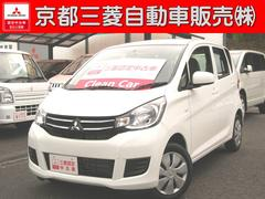 eKワゴンE CVT ワンセグTV メモリーナビ 三菱認定中古車保証