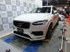 ボルボ XC90ERSTデモカー T6AWD Rd  東京オートサロン出展車