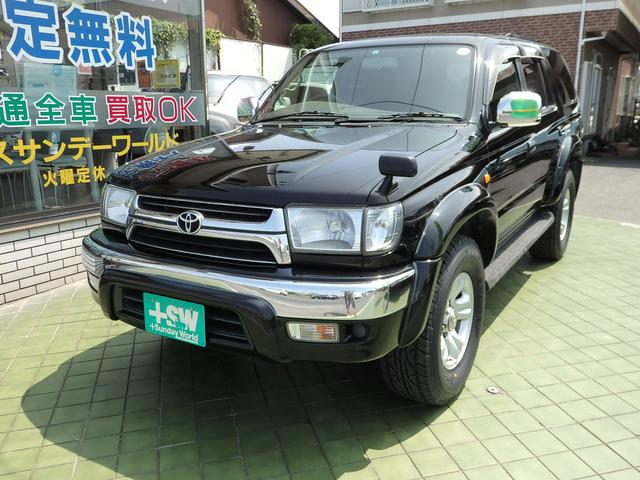 トヨタ SSR-V ブラックナビゲーター タイヤ新品
