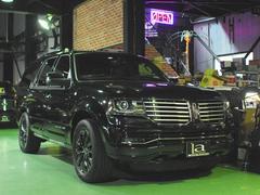 リンカーン ナビゲーター4WD 新車登録済み ディーラー車