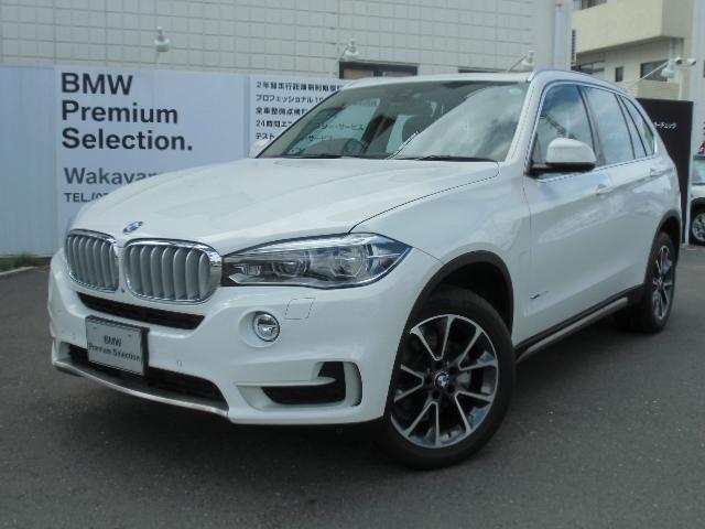 BMW X5 xDrive 35d xライン LEDライト19イン...