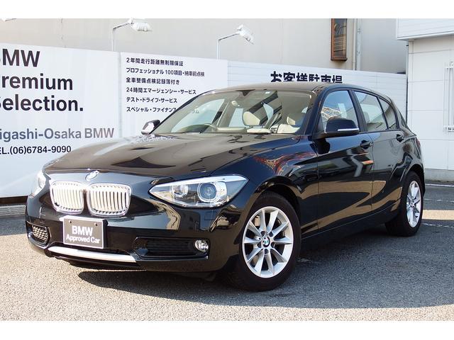 BMW 1シリーズ 116i スタイル 純正ナビ キセノン ETC...
