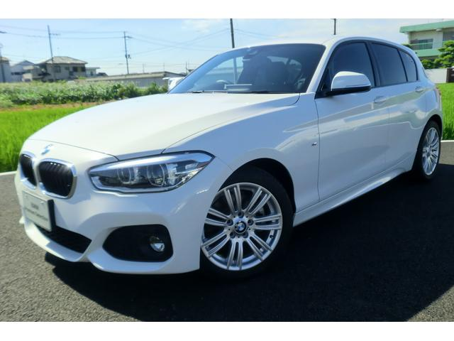BMW 1シリーズ 118i Mスポーツ ワンオーナー コンフォー...