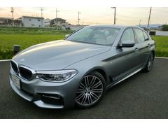 BMW523D 新型5シリーズ 弊社展示試乗車 デビューP