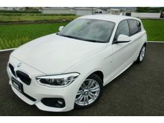 BMW118i Mスポーツ 弊社ワンオーナー コンフォートアクセス