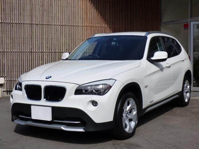 BMW X1 sDrive 18i 純正ナビ バックカメラ 前後ソ...
