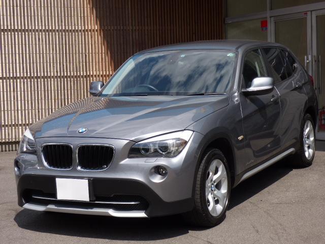 BMW X1 xDrive 20i xライン 4WD (車検整備付)