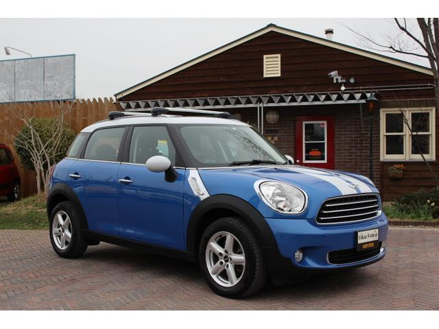 Photo of MINI MINI COOPER CROSSOVER / used MINI