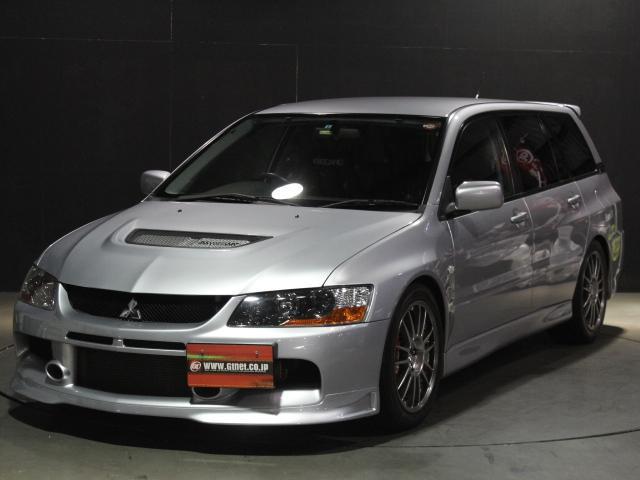 三菱 エボリューションMR GT 最終モデル HKS車高調 HID