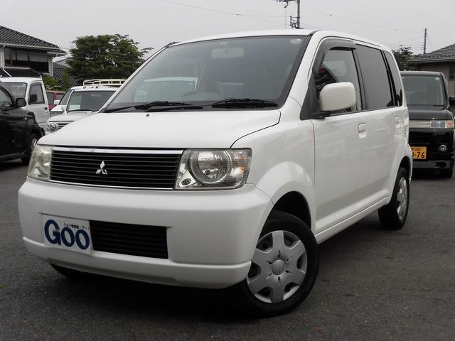 三菱 eKワゴン M ベンチシート プライバシーガラス (車検整備付)