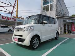 N BOXG ターボSSパッケージ ナビTV 両席Pスラ 4WD