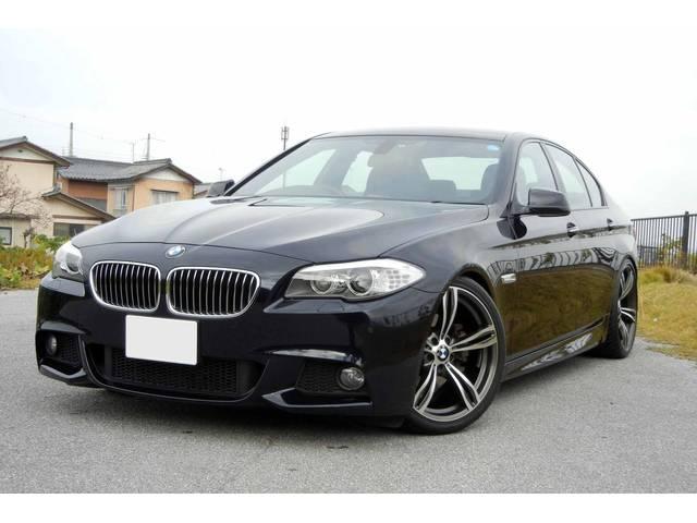 BMW 5シリーズ 523i Mスポーツパッケージ ワンオーナー ...