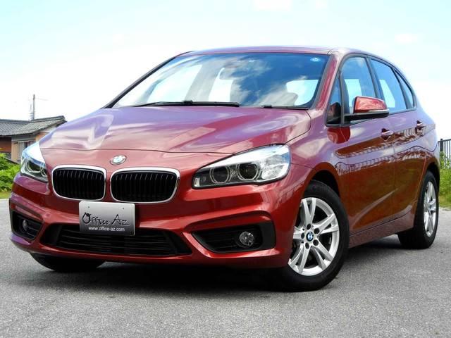 BMW 2シリーズ 218iアクティブツアラー (検29.12)