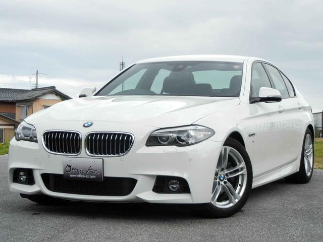 BMW 5シリーズ 523d Mスポーツ 18AW ワンオーナー ...