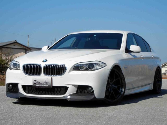 BMW 5シリーズ 528i Mスポーツパッケージ レザー 20A...