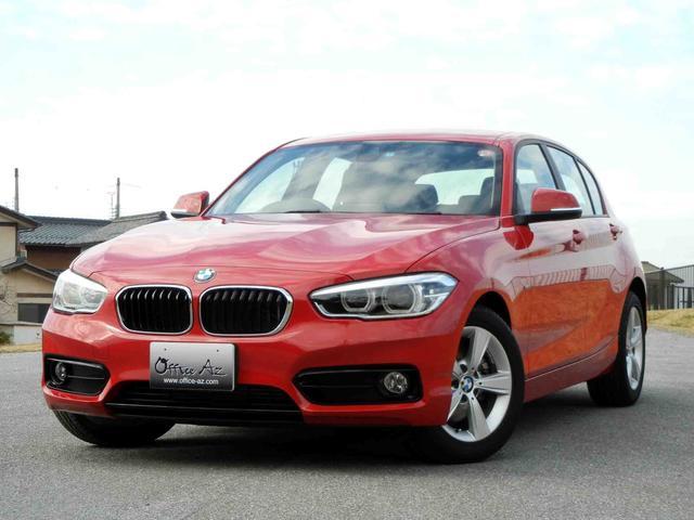 BMW 1シリーズ 118i スポーツ スマートキー LEDヘッド...