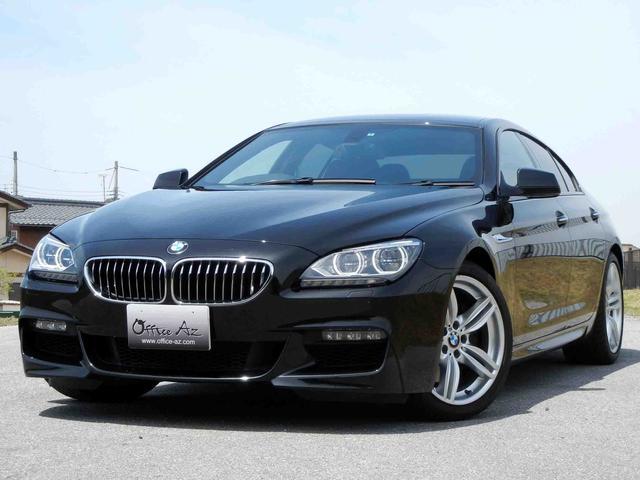 BMW 6シリーズ 640iグランクーペ Mスポーツパッケージ (なし)