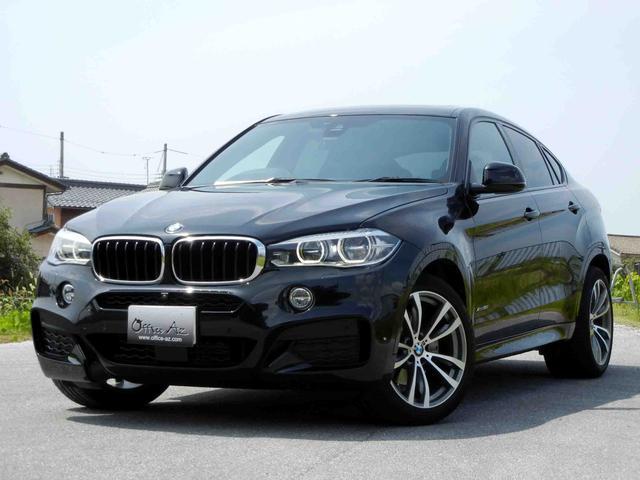 BMW X6 xDrive 35i Mスポーツ コンフォートパッケ...