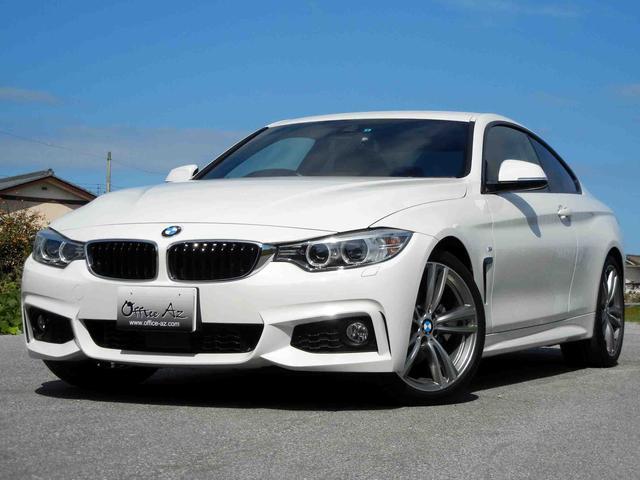 BMW 4シリーズ 420iクーペ Mスポーツ 19AW ACC ...