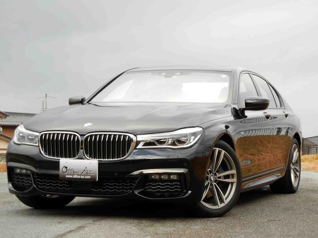 BMW 7シリーズ 740i Mスポーツ ACC リモートパーキン...
