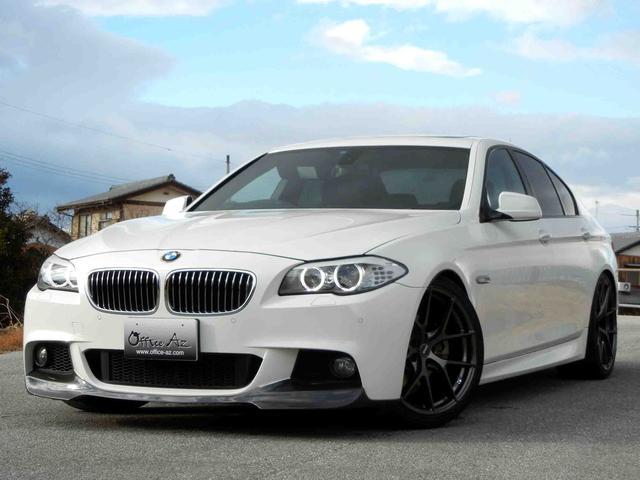 BMW 5シリーズ 523i Mスポーツパッケージ 20AW 車高...
