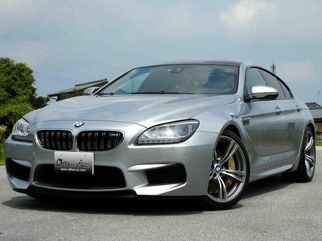 BMW M6 グランクーペ カーボンブレーキ LEDヘッドライト ...