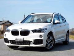 BMW X1xDrive 18d Mスポーツ ACC コンフォートP