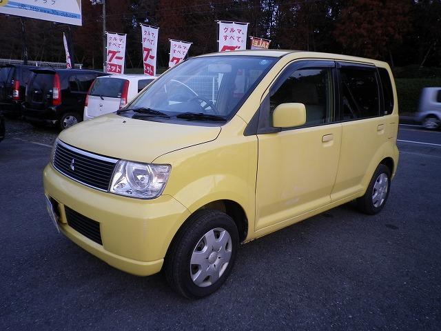 三菱 eKワゴン M CD MD (車検整備付)