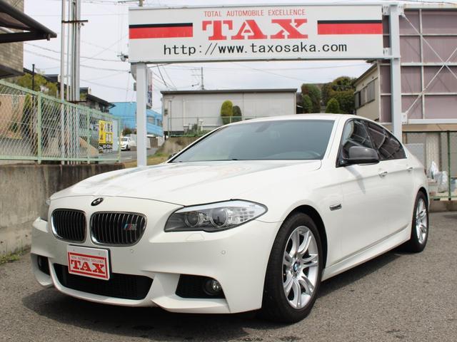 BMW 5シリーズ 528i Mスポーツパッケージ 左ハンドル 黒...