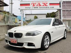 BMW BMW 528i Mスポーツパッケージ 左ハンドル 黒革 サンルーフ 3.0L
