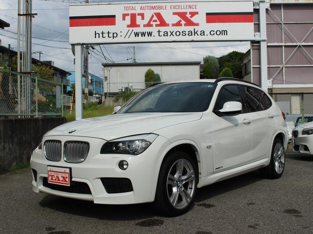 BMW X1 xDrive 28i Mスポーツパッケージ ワンオー...