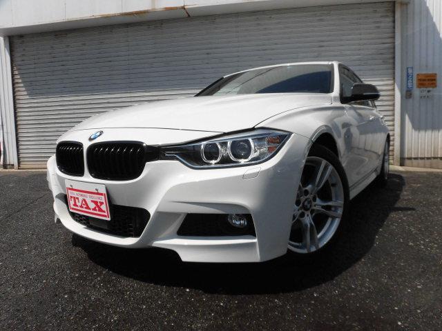 BMW 3シリーズ 320i Mスポーツ純ナビBカメラETCアクテ...