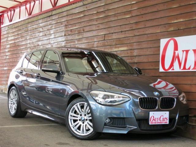 BMW 1シリーズ 120i Mスポーツ iDriveナビ Bカメ...