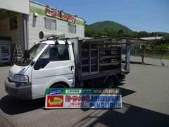 ボンゴトラック 移動販売車 移動スーパー 冷蔵機付 新免許対応(マツダ)