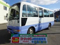 シビリアンバスマイクロバス 26人乗り SX オートスイングドア