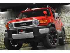 トヨタ FJクルーザー レッドカラーPKG 新品20AW 4.0L