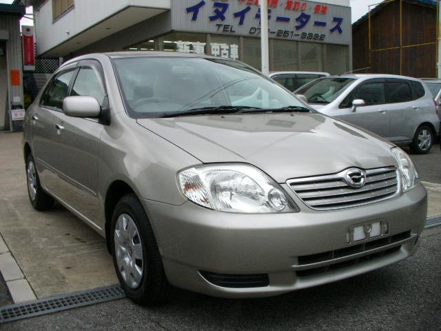 Photo of TOYOTA COROLLA G LIMITED / used TOYOTA